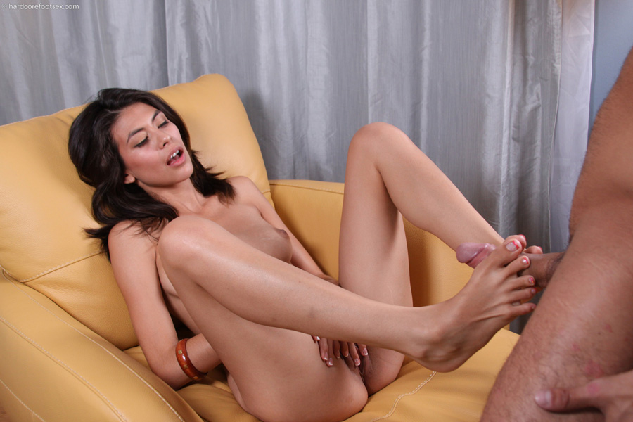 Foot job sessions with madam gif animated 9