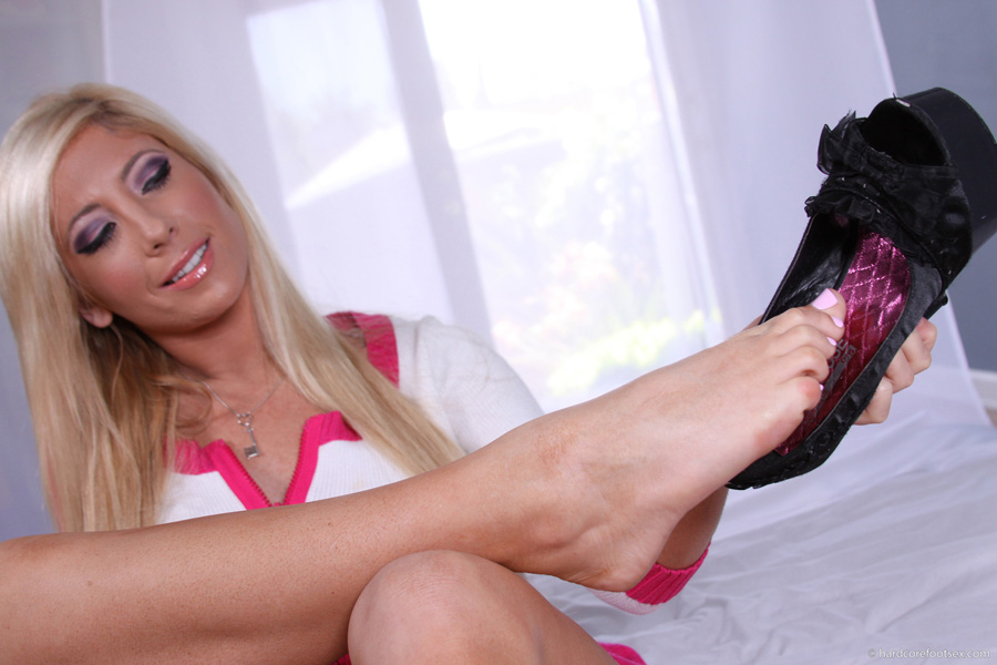 Tasha reign foot fetish